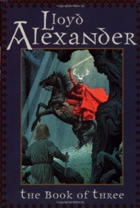 The Book of Three von Lloyd Alexander