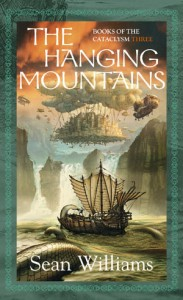 The Hanging Mountains von Sean Williams