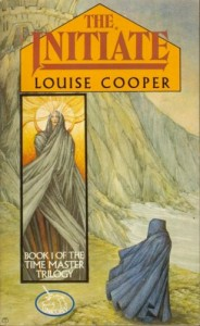 The Initiate von Louise Cooper