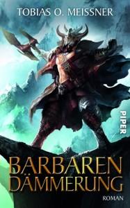 Cover von Barbarendämmerung von Tobias O. Meißner