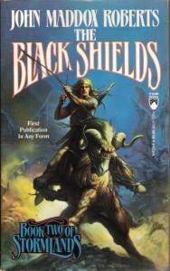 Black Shields von John Maddox Roberts