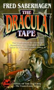 Cover von The Dracula Tape von Fred Saberhagen