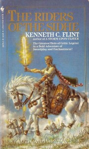 Cover von The Riders of the Sidhe von Kenneth C. Flint