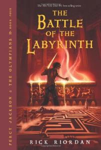 The Battle of the Labyrinth von Rick Riordan