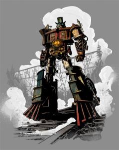 Brian Kesinger: Transformers