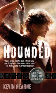 Hounded von Kevin Hearne
