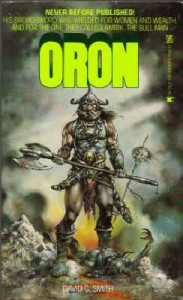 Cover von Oron von David C. Smith