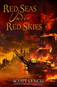Red Seas Under Red Skies von Scott Lynch