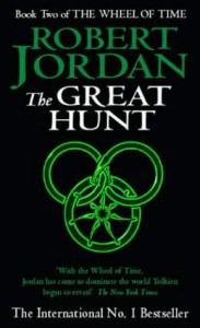 The Great Hunt von Robert Jordan