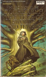 Cover von The Tree of Swords and Jewels von C.J. Cherryh