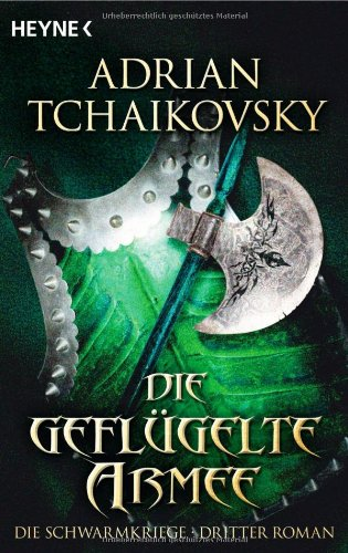 Die geflügelte Armee von Adrian Tchaikovsky