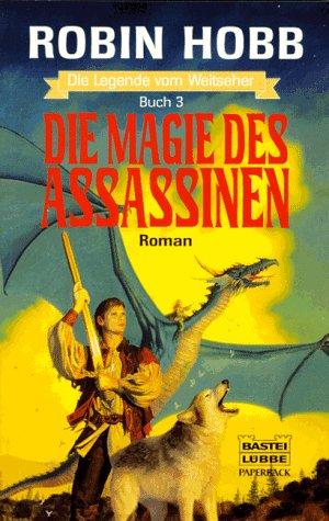 Die Magie des Assassinen von Robin Hobb