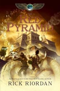 The Red Pyramid (Kane Chronicles #1) von Rick Riordan