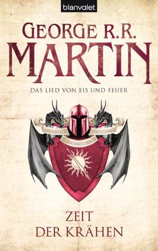 Zeit der Krähen von George RR Martin