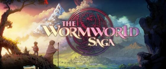 Banner Wormworld-Saga