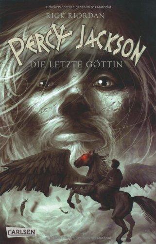 Percy Jackson: Die letzte Göttin