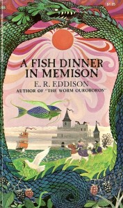 A Fish Dinner in Memison von E.R. Eddison