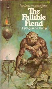 The Fallible Fiend von L. Sprague de Camp