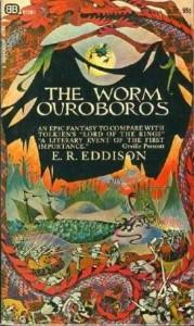 The Worm Ouroboros von E.R. Eddison