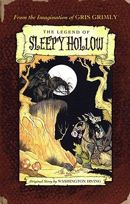 The Legend of Sleepy Hollow von Washington Irving und Gris Grimly