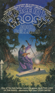 The Face in the Frost von John Bellairs