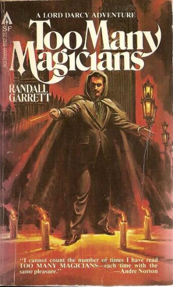 Too Many Magicians con Randall Garrett