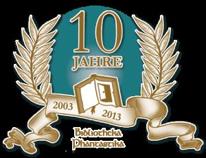 10 Jahre Bibliotheka Phantastika