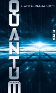 Cover von Quantum von Hannu Rajaniemi