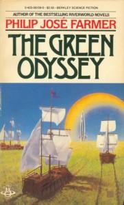 The Green Odyssey von Philip José Farmer
