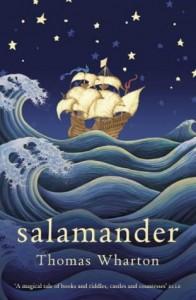 Salamander von Thomas Wharton