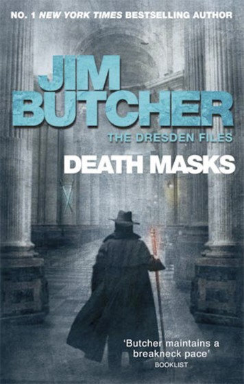 Death Masks von Jim Butcher