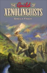 The Guild of Xenolinguists von Sheila Finch