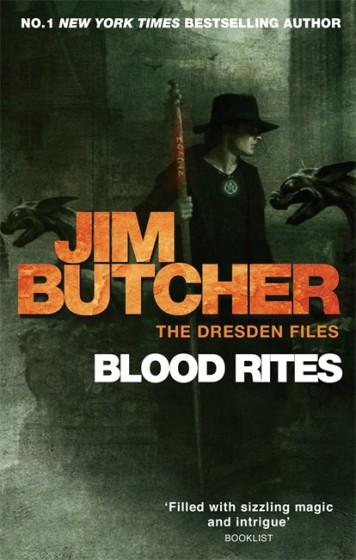 Blood Rites von Jim Butcher