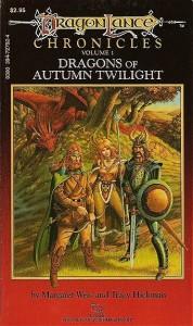 Dragons of Autumn Twilight von Margaret Weis und Tracy Hickman