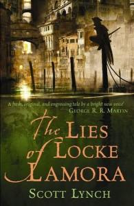 The Lies of Locke Lamora von Scott Lynch
