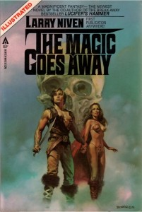 The Magic Goes Away von Larry Niven