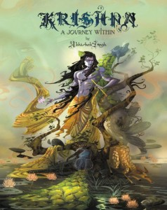 Krishna - A Journey Within von Abhishek Singh