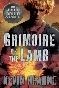 The Grimoire of the Lamb von Kevin Hearne