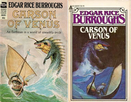 Carson of Venus von Edgar Rice Burroughs