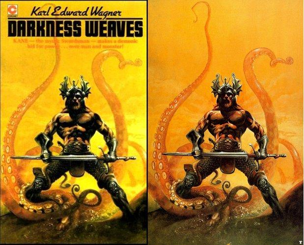 Darkness Weaves von Karl Edward Wagner
