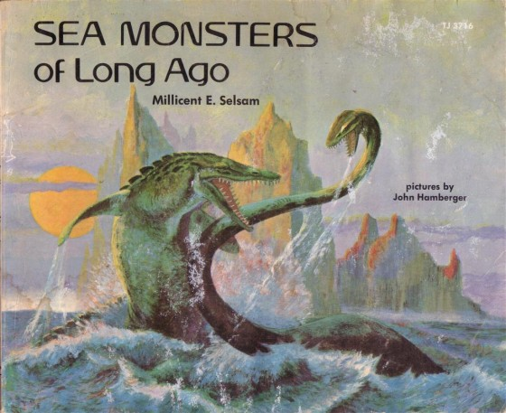 Sea Monsters of Long Ago von Millicent Selsam