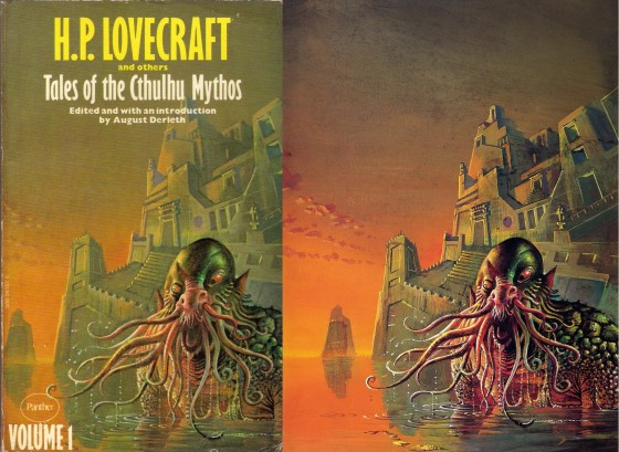 Tales of the Cthulhu Mythos von H.P. Lovecraft