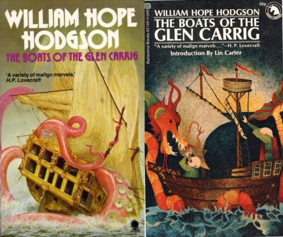 The Boats of the Glen Carrig von William Hope Hodgson