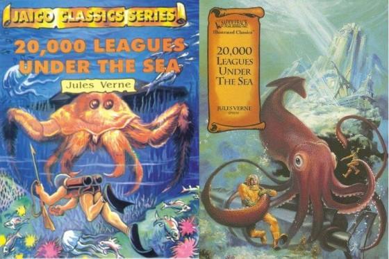 20000 Leagues under the Sea von Jules Verne