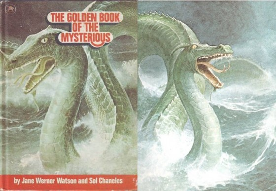 Golden Book of the Mysterious von Alan Lee