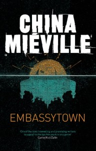 Cover von Embassytown von China Miéville
