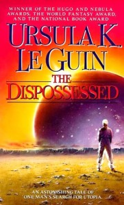 Cover von The Dispossessed von Ursula K. Le Guin
