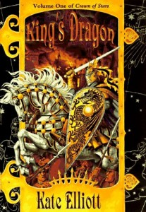 King's Dragon von Kate Elliott