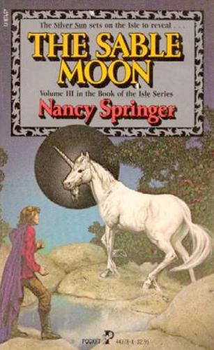 The Sable Moon von Nancy Springer