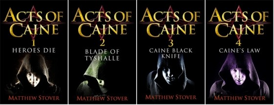Acts of Caine - Ebooks